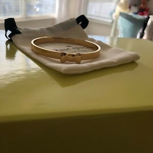 NWOT Kate Spade Bow Bangle